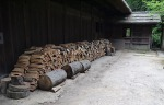 S1022 Wood Stack